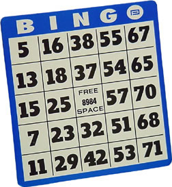 Deposit 5 Pound Bingo Sites