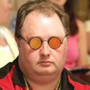 Greg 'Fossilman' Raymer. Photograph: Ethan Miller/Getty.