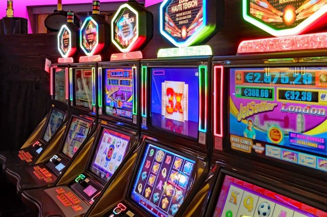 Casino slots online for free